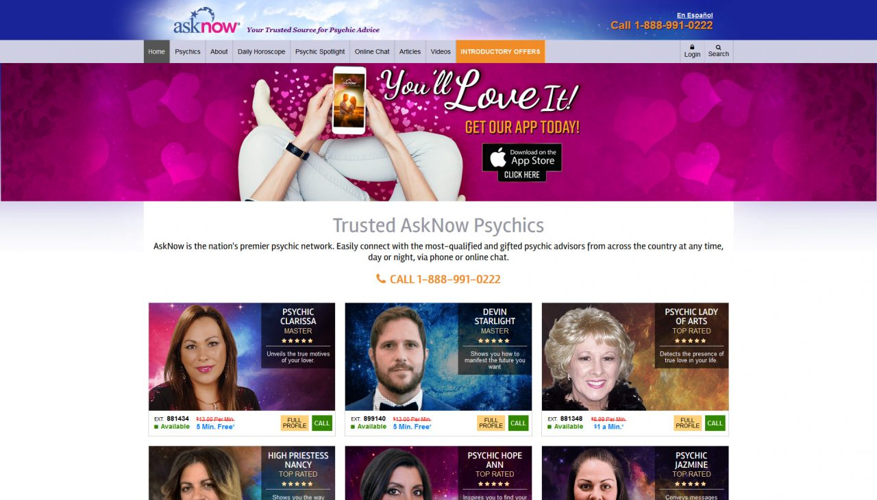 Psychic chat a for free online with Completely Free